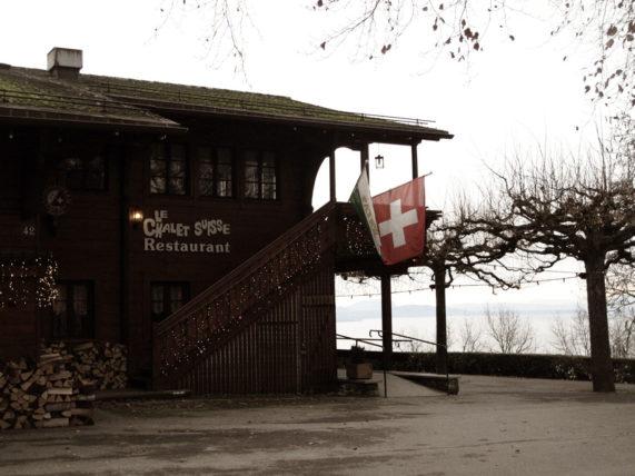 Le Chalet Suisse ^^