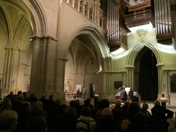 concerto de Natal na catedral