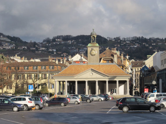 Grande Place de Vevey