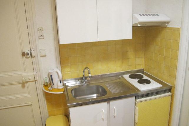 Nossa mini cozinha :)