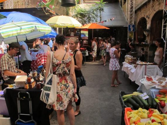 Farmer's market do amor
