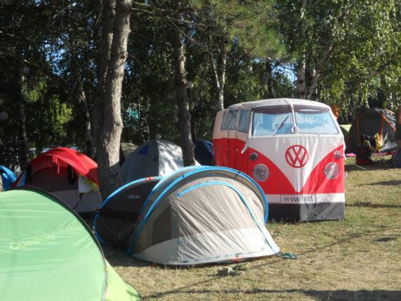 Acampamento: quero essa barraca pra mim JÁ!