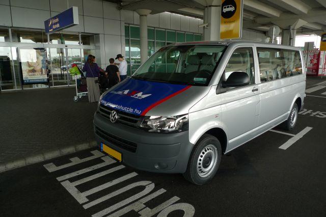 Minibus do Airport Shuttle