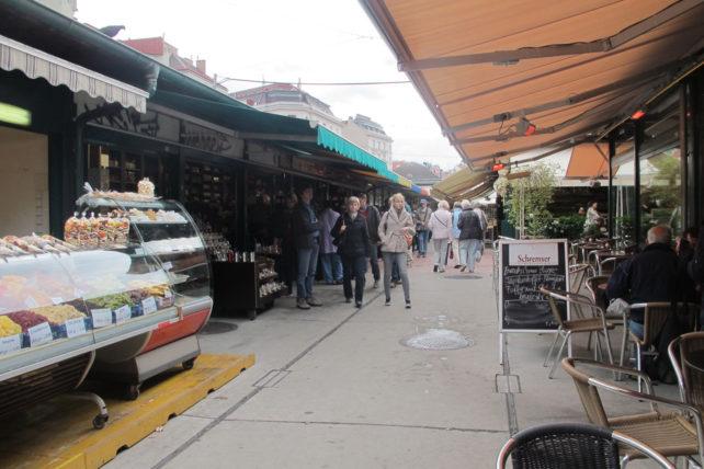 O Naschmarkt