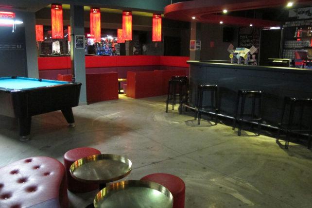 O bar :)