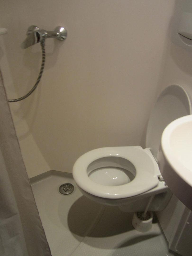 O enorme banheiro da Jussieu