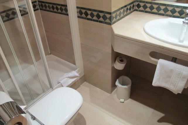 O banheiro do Oriente ;)