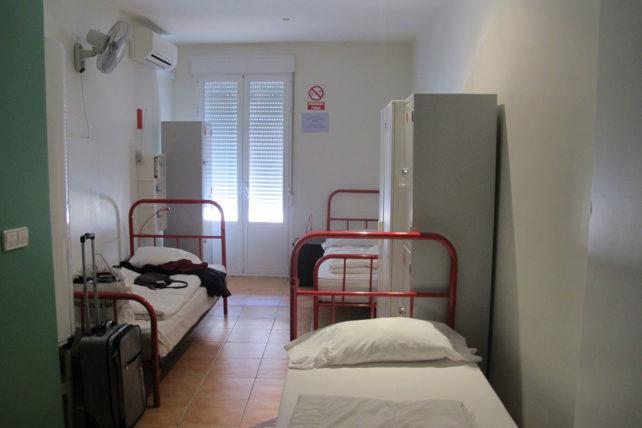 Meu quarto no Musas