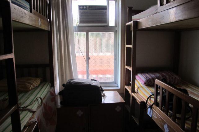 Meu pequeno quarto